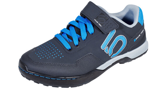 Five Ten Kestrel Lace kengät , harmaa/sininen
